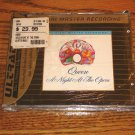 QUEEN A NIGHT AT THE OPERA  MFSL GOLD CD SEALED !