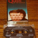 QUEEN THE MIRACLE ORIGINAL CASSETTE 1989