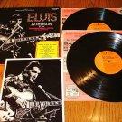 ELVIS FROM MEMPHIS TO VEGAS Original LP w/ Bonus Photo