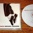 MICHAEL JACKSON ONE MORE CHANCE CD