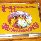 JIMI HENDRIX EXPERIENCE ARE YOU EXPERIENCED 2-CD Set