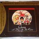 QUEEN A DAY AT THE RACES MFSL GOLD CD SEALED !
