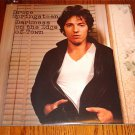 BRUCE SPRINGSTEEN DARKNESS ON THE EDGE OF TOWN ORIGINAL LP WITH INSERTS