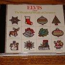 ELVIS Sings The Wonderful World Of Christmas CD