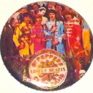 BEATLES Sgt. Peppers Lonely Hearts Club Band BUTTON