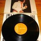 ELVIS LOVE LETTERS RCA Orange Label Dynaflex  LP