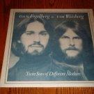 DAN FOGELBERG & TIM WEISBERG TWIN SONS OF DIFFERENT MOTHERS ORIGINAL SEALED LP