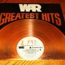 WARS GREATEST HITS ORIGINAL LP