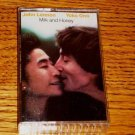 JOHN LENNON & YOKO ONO MILK AND HONEY CASSETTE
