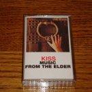 KISS MUSIC FROM THE ELDER CASSETTE