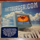 FATBURGER FATBURGER.COM JAZZ CD SEALED!