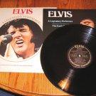 Elvis  Presley A Legendary Performer Volume 1 With Book