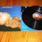 AMERICA ALIBI  Original LP