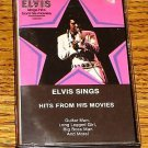 ELVIS SINGS HITS FROM HIS MOVIES VOLUME ONE CASSETTE