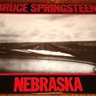 BRUCE SPRINGSTEEN NEBRASKA ORIGINAL LP