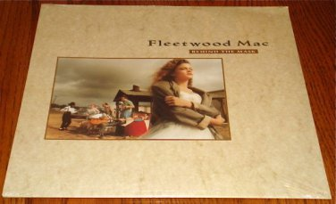 FLEETWOOD MAC BEHIND THE MASK ORIGINAL LP STILL SEALED!