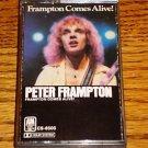 PETER FRAMPTON FRAMPTON COMES ALIVE CASSETTE