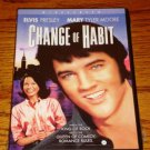 ELVIS PRESLEY CHANGE OF HABIT  DVD SEALED!