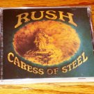RUSH CARESS OF STEEL CD