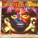 DAVID LEE ROTH EAT EM' AND SMILE JAPAN CD WITH OBI  1986