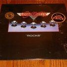 AEROSMITH ROCKS ORIGINAL LP STILL IN SHRINK WRAP 1979