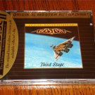 BOSTON THIRD STAGE MFSL GOLD CD Sealed OOP