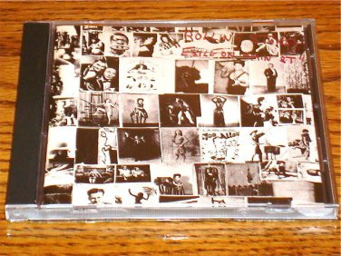 ROLLING STONES EXILE ON MAIN STREET ORIGINAL CD