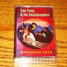 TOM PETTY & THE HEARTBREAKERS GREATEST HITS CASSETTE