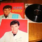 ELVIS SPINOUT ORIGINAL LP STEREO In Shrink with PHOTO