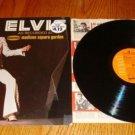 Elvis  As Recorded At  Madison Square Garden Orange Lbl