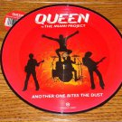 QUEEN vs THE MIAMI PROJECT 7 INCH PICTURE DISC