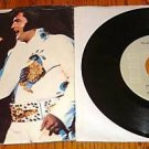 ELVIS PRESLEY Promised Land Picture Sleeve & 45