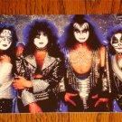 KISS ORIGINAL POSTCARD 1998