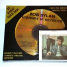Bob Dylan Highway 61 Revisited DCC Gold CD Sealed