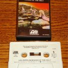 LED ZEPPELIN HOUSES OF THE HOLY ORIGINAL CASSETTE