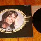 "JEFF BECK JAPAN LP TITLED ""GOLD DISC"" WITH OBI"
