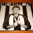 Paul McCartney A Sampler From Tug of War LP April 1982
