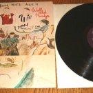 JOHN LENNON WALLS AND BRIDGES Purple Capitol Label LP