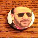 RINGO STARR  BUTTON !