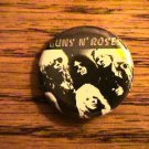 GUNS N' ROSES BUTTON