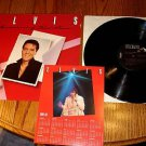 ELVIS MEMORIES OF CHRISTMAS LP WITH CALENDAR