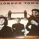 PAUL McCARTNEY LONDON TOWN ORIGINAL LP WITH INSERT AND ORIGINAL POSTER IN SHRINK