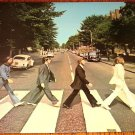 BEATLES ABBEY ROAD APPLE LABEL LP Import from Great Britain