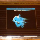 JEFF BECK WIRED MFSL ULTRADISC II 24-KARAT GOLD CD