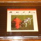RUSH SIGNALS MFSL 24-KARAT GOLD CD  MINT !