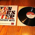 TEN YEARS AFTER THEIR GREATEST HITS ORIGINAL LP