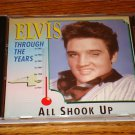 ELVIS PRESLEY THROUGH THE YEARS VOLUME 4 CD MINT!