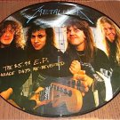 METALLICA GARAGE DAYS RE-VISITED PICTURE DISC  FREE USA SHIPPING!