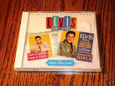 ELVIS Live A Little, Charro, Trouble w Girls, Chg of Hb