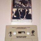 THE ROLLING STONES EMOTIONAL RESCUE ORIGINAL CASSETTE  1980